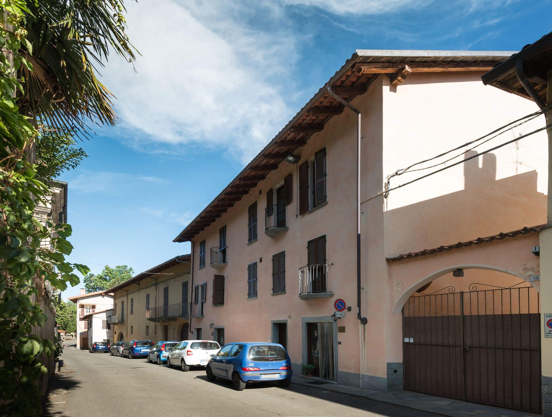 Casa roma lasagno costruzioni for Idea casa roma